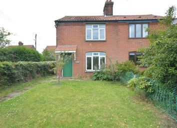 Thumbnail 3 bedroom semi-detached house to rent in Top Common, East Runton, Cromer