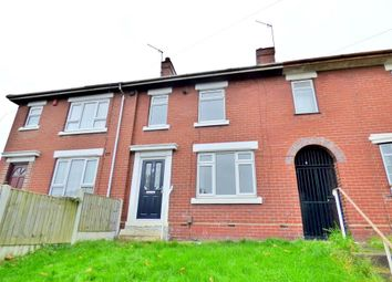 Thumbnail 3 bed terraced house to rent in Spoutfield Road, Cliff Vale, Stoke-On-Trent