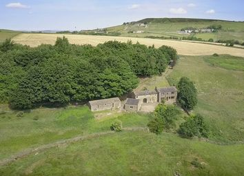 Thumbnail 5 bed farmhouse for sale in Heath Farm, Slaithwaite, Huddersfield