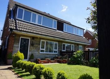 Thumbnail 3 bed semi-detached house to rent in Holt Vale, Leeds