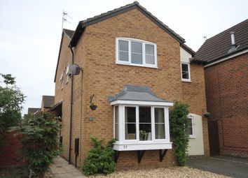 Thumbnail 4 bed detached house to rent in Balmoral Close, Chippenham, Wiltshire