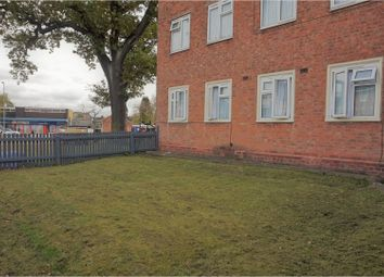 Thumbnail 2 bed flat for sale in 95 Thistledown Road, Birmingham