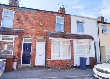 2 bed terraced house for sale in Ellison Street, Lincoln LN5