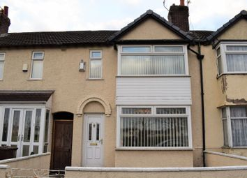 Thumbnail 3 bed terraced house for sale in Soma Avenue, Liverpool