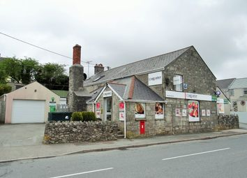 Thumbnail Retail premises for sale in Foxhole, St Austell, Cornwall