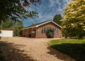 Thumbnail 3 bed detached bungalow for sale in Horsemere Green Lane, Climping