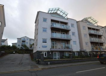 Thumbnail 1 bed property for sale in Marina Court, 9-19 Mount Wise, Newquay, Cornwall