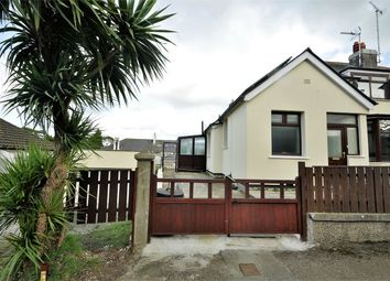 Thumbnail 4 bed semi-detached house to rent in Dracaena Avenue, Falmouth