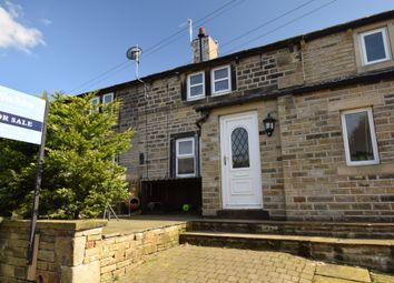 Thumbnail 3 bed cottage for sale in Holt Head Road, Slaithwaite, Huddersfield