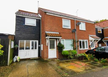Thumbnail 3 bed semi-detached house to rent in Clark Road, Ditchingham, Bungay