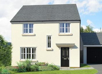 Thumbnail 4 bed detached house for sale in The Sheldon, Station Road, South Molton, Devon