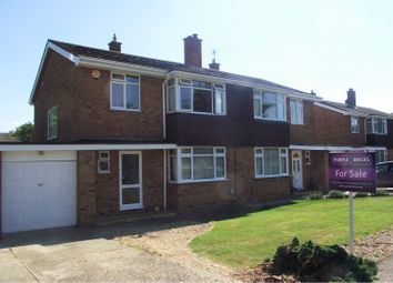 Thumbnail 3 bed semi-detached house for sale in Princes Road, Bromham, Bedford