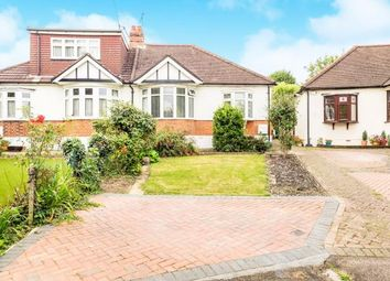 Thumbnail 3 bed bungalow for sale in Courtway, Woodford Green