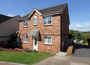 Thumbnail 4 bedroom detached house for sale in Cambrian Close, Paignton