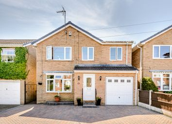Thumbnail 4 bedroom detached house for sale in Staniforth Avenue, Eckington, Sheffield