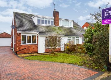 Thumbnail 3 bed semi-detached house for sale in Riverside Road, Newark