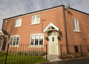 Thumbnail 3 bedroom semi-detached house for sale in Waltho Street, Wolverhampton