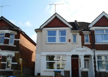 Thumbnail 6 bed semi-detached house to rent in Harborough Road, Shirley, Southampton