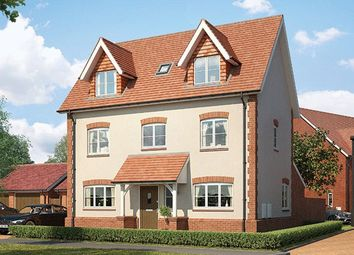 Thumbnail 4 bed detached house for sale in The Gosfield, Longhurst Park, Cranleigh