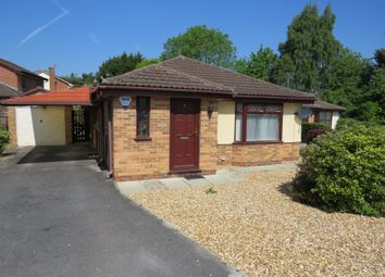 Thumbnail 3 bed detached bungalow for sale in Balmoral Close, Winsford