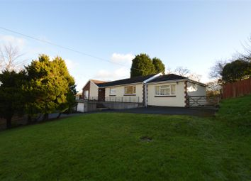 Thumbnail 3 bed detached bungalow for sale in Plas Gwyn Road, Penygroes, Llanelli