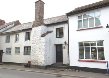 Thumbnail 2 bed terraced house for sale in High Street, Porlock, Minehead