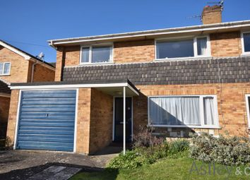 Thumbnail 4 bed semi-detached house for sale in Lucerne Close, Old Catton, Norwich