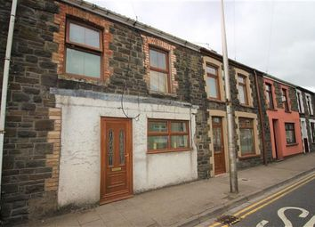Thumbnail 3 bed terraced house for sale in Clydach Road, Clydach Vale, Tonypandy