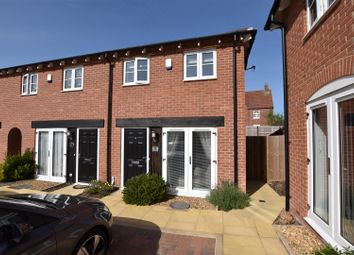 Thumbnail 2 bed town house for sale in Spruce Square, Barrow Upon Soar, Loughborough