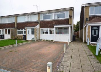 Thumbnail 3 bed end terrace house for sale in Morelands Court, Purbrook, Waterlooville