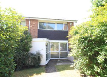 Thumbnail 3 bed end terrace house to rent in Fircroft Close, Woking