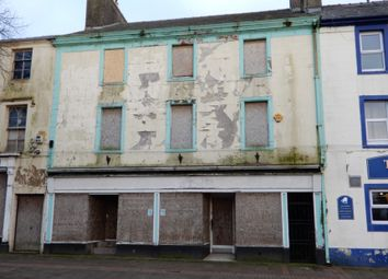 Thumbnail Commercial property for sale in 5 Market Place, Egremont, Cumbria