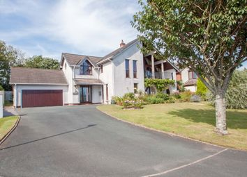 Thumbnail 5 bed detached house for sale in Skylark Rise, Woolwell, Plymouth