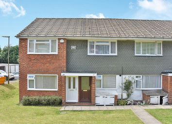 Thumbnail 2 bed maisonette for sale in Home Farm Close, Tadworth, Surrey.