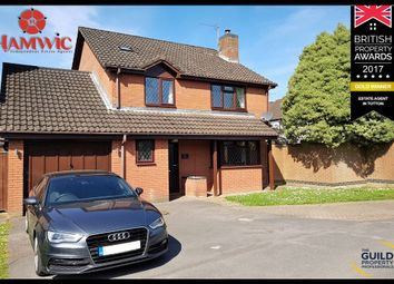 Thumbnail 4 bed detached house for sale in Cypress Gardens, Southampton