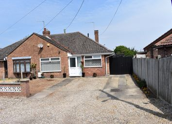 Thumbnail 2 bed semi-detached bungalow for sale in Busseys Loke, Bradwell, Great Yarmouth