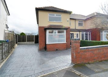 Thumbnail 3 bed semi-detached house for sale in The Drive, Bredbury, Stockport