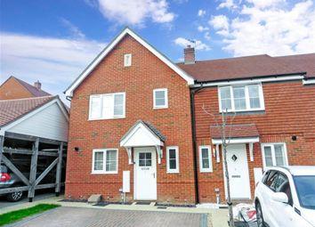 3 bed end terrace house for sale in Nye Close, Broadbridge Heath, Horsham, West Sussex RH12