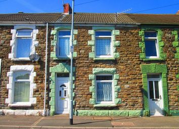 Thumbnail 3 bed terraced house for sale in Plough Road, Landore, Swansea, City & County Of Swansea.
