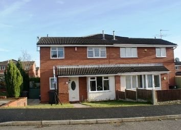 Thumbnail 2 bed town house to rent in Cresswell Avenue, Waterhayes, Newcastle Under Lyme