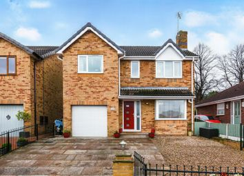 Thumbnail 4 bedroom detached house for sale in South Croft, Shafton, Barnsley