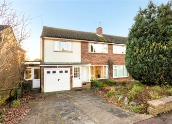 Thumbnail 3 bed semi-detached house for sale in High Firs Crescent, Harpenden, Hertfordshire