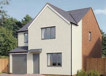 "Thumbnail 4 bedroom detached house for sale in ""The Roseberry"" at Church Road, Old St. Mellons, Cardiff"