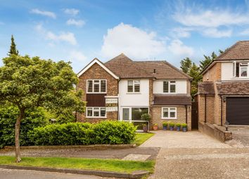 Thumbnail 4 bed detached house for sale in Buckland Road, Cheam, Sutton