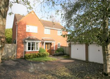 Thumbnail 4 bed detached house for sale in Harebell Way, Devizes