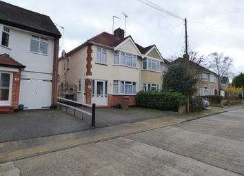 Thumbnail 3 bed semi-detached house to rent in Burns Crescent, Chelmsford