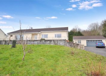 Thumbnail 3 bed detached bungalow for sale in Harewood Road, Calstock, Cornwall