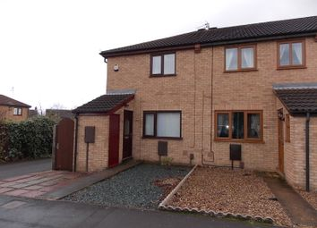 2 bed semi-detached house to rent in Foston Gate, Wigston, Leicestershire LE18