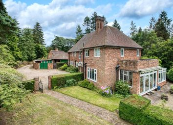 Thumbnail 5 bed detached house for sale in Kidderminster Road, Bewdley, Worcestershire