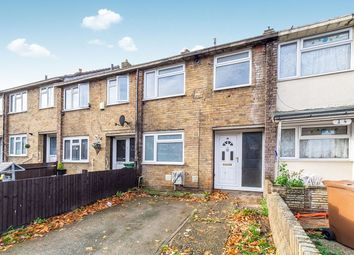 Thumbnail 2 bed terraced house for sale in Silverweed Road, Walderslade, Chatham